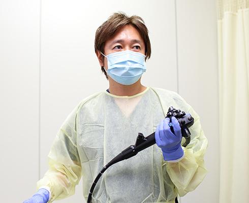 内視鏡専門医・指導医による安全な大腸カメラ検査